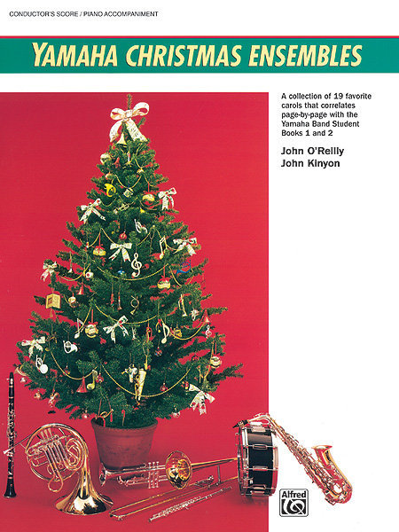 View larger image of Yamaha Christmas Ensembles - Piano Acccmpaniment/Conductor