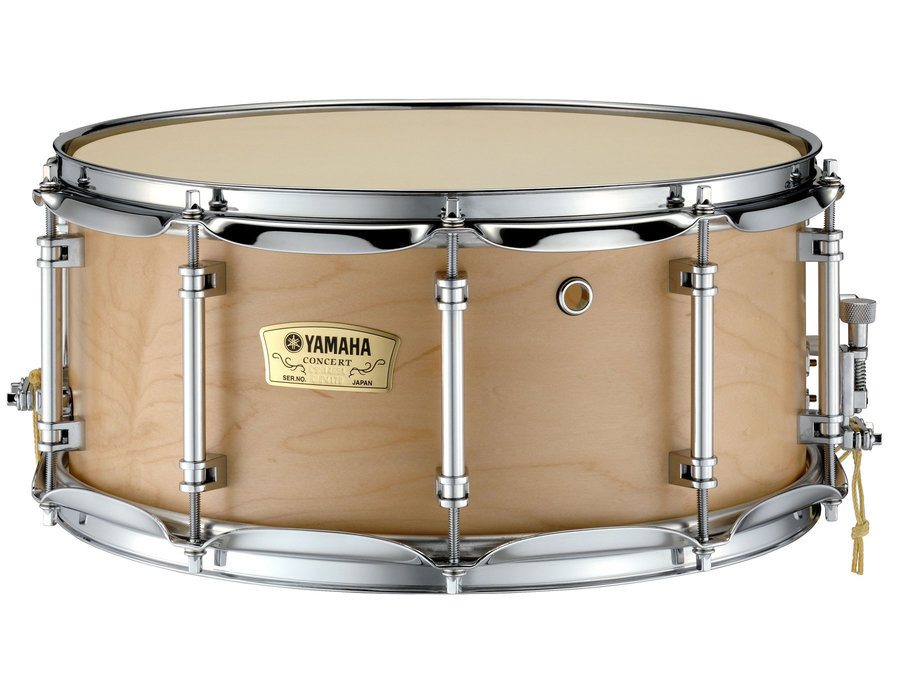 View larger image of Yamaha CSM-1465A Concert Series Maple Snare Drum