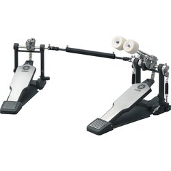 Yamaha DFP-8500C Double Chain Drive Double Pedal with Long Footboards