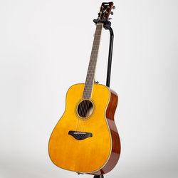 Yamaha FG-TA TransAcoustic Dreadnought Acoustic-Electric Guitar - Vintage Tint