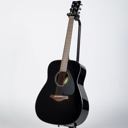 Yamaha FG800 Acoustic Guitar - Black