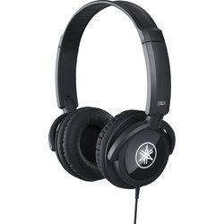 Yamaha HPH-100 Closed-Back Headphones - Black