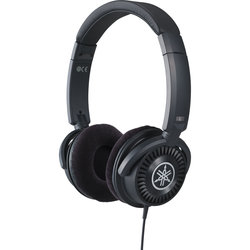 Yamaha HPH-150 Open-Air Headphones - Black