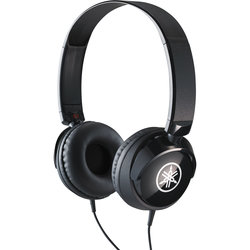 Yamaha HPH-50 Compact Headphones - Black
