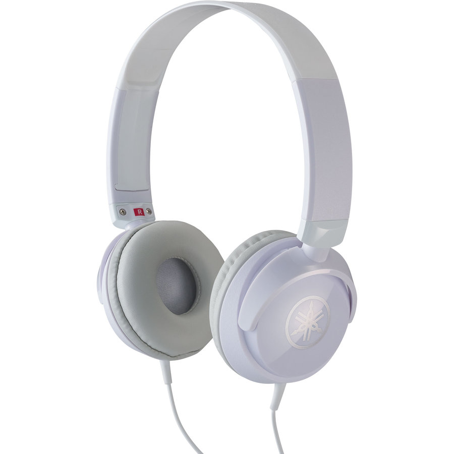 View larger image of Yamaha HPH-50 Compact Headphones - White