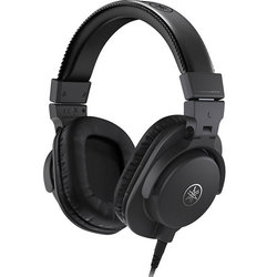 Yamaha HPH-MT5 Studio Monitor Headphones - Black