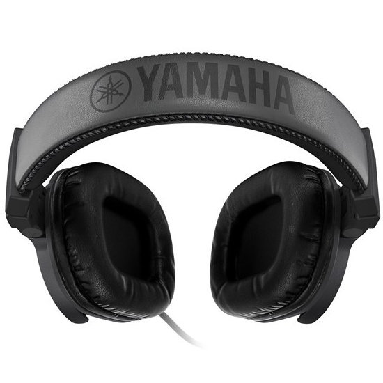 View larger image of Yamaha HPH-MT5 Studio Monitor Headphones - Black