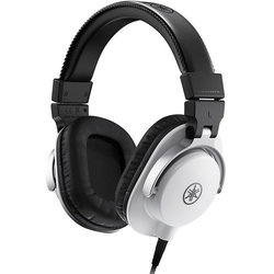 Yamaha HPH-MT5W Studio Monitor Headphones - White