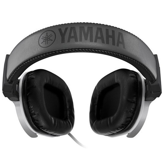 View larger image of Yamaha HPH-MT5W Studio Monitor Headphones - White