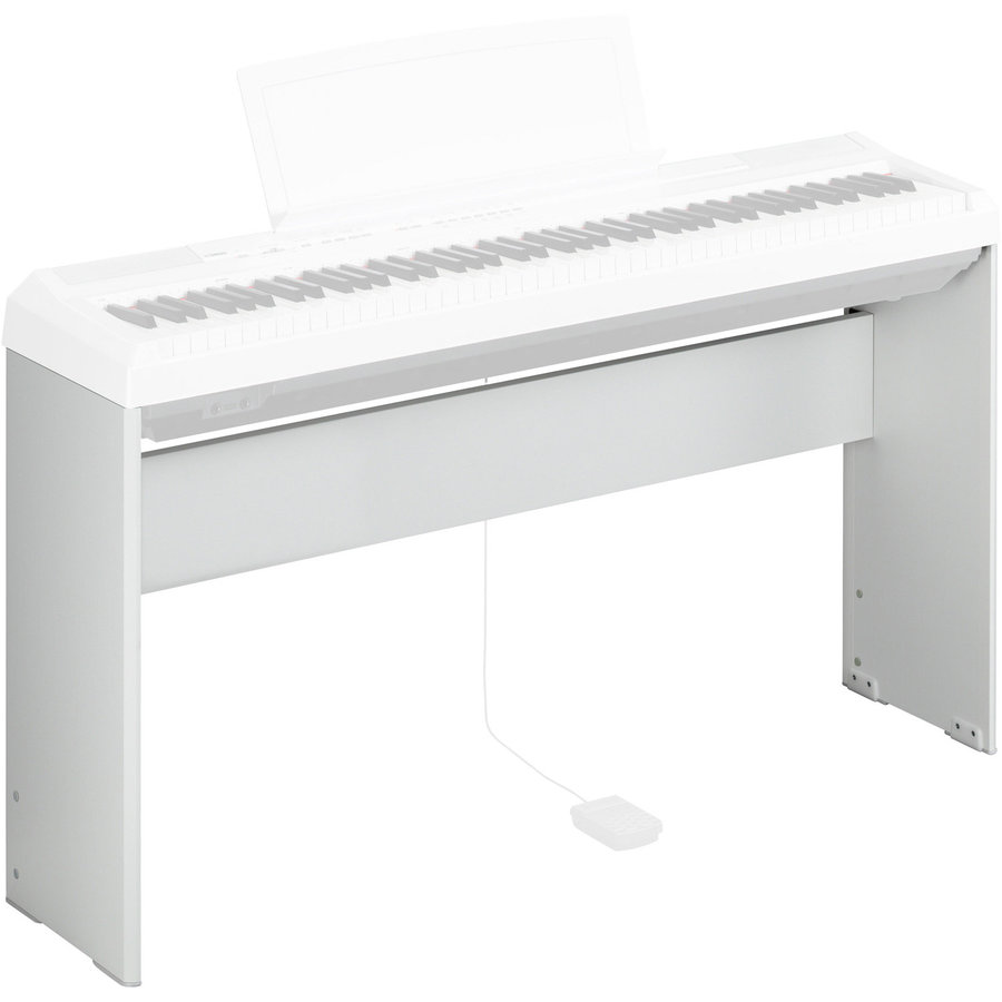 View larger image of Yamaha L-85 Keyboard Stand for P115/P105 - White
