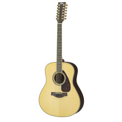 Yamaha LL16-12 ARE Original Jumbo 12-String Acoustic-Electric Guitar