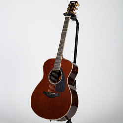 Yamaha LS16 ARE Acoustic-Electric Guitar - Dark Tinted