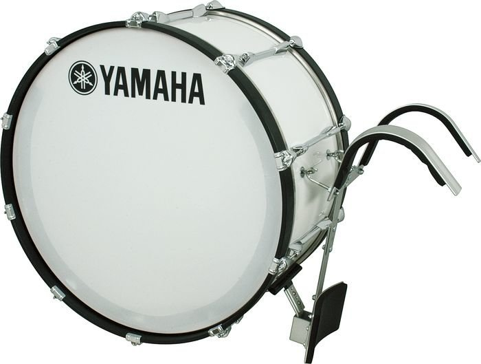 View larger image of Yamaha Marching Bass Drum Carrier, Powerlite Series, RMPLB