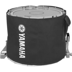 "Yamaha Marching Snare Drum Cover - 13"", Black"