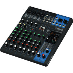 Yamaha MG10XU 10-Channel Mixer with FX