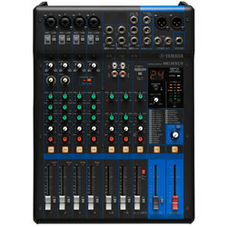 Yamaha MG10XU 10-Channel Mixer
