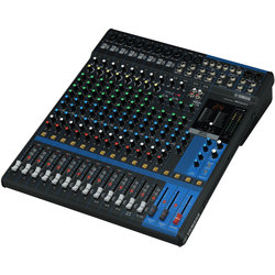 Yamaha MG16XU 16-Channel Mixer with FX and USB