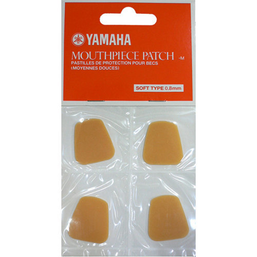 View larger image of Yamaha Mouthpiece Patches - 0.8mm, Soft, 4 Pack