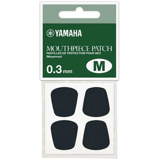 View larger image of Yamaha Mouthpiece Patches - Medium 0.3mm, 4 Pack
