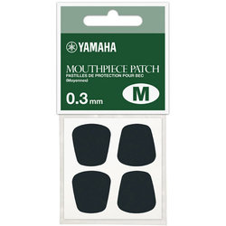 Yamaha Mouthpiece Patches - Medium 0.3mm, 4 Pack