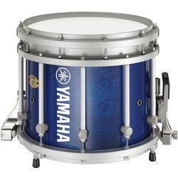 Yamaha MS-9313 Sforzando Marching Snare Drum - Blue Forest - 13x11