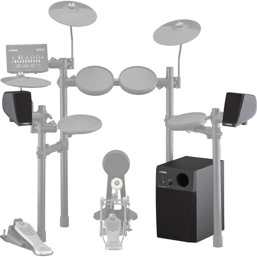 View larger image of Yamaha MS45DR Electronic Drum Monitor System