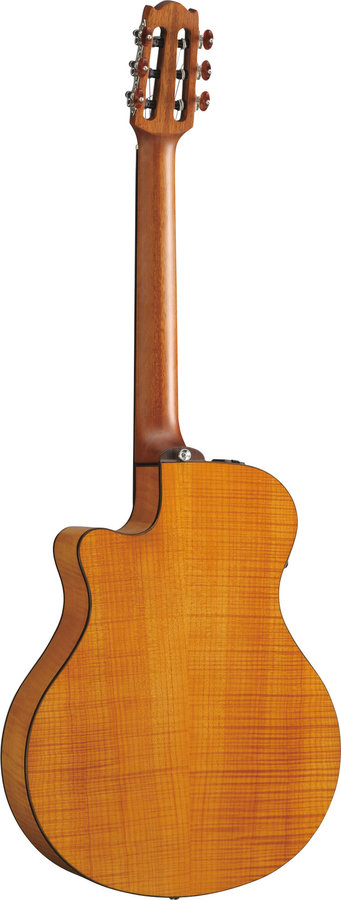 View larger image of Yamaha NCX900FM Acoustic-Electric Classical Guitar - Flamed Maple