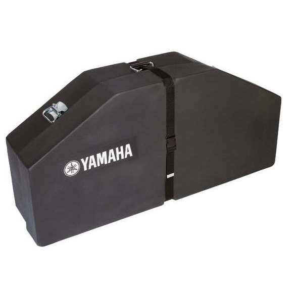 View larger image of Yamaha PCH-MQL Large Marching Tenor Case - Black