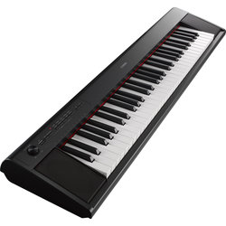 Yamaha Piaggero NP-12 61-Key Digital Piano - Black