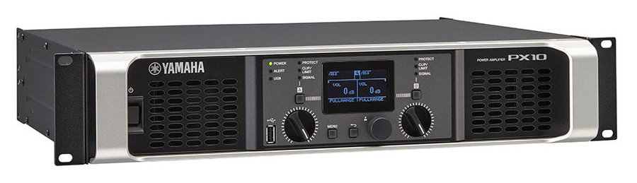 View larger image of Yamaha PX10 Power Amplifier