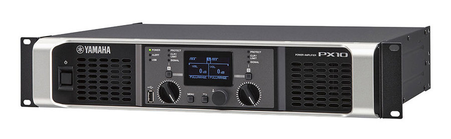 View larger image of Yamaha PX3 Power Amplifier