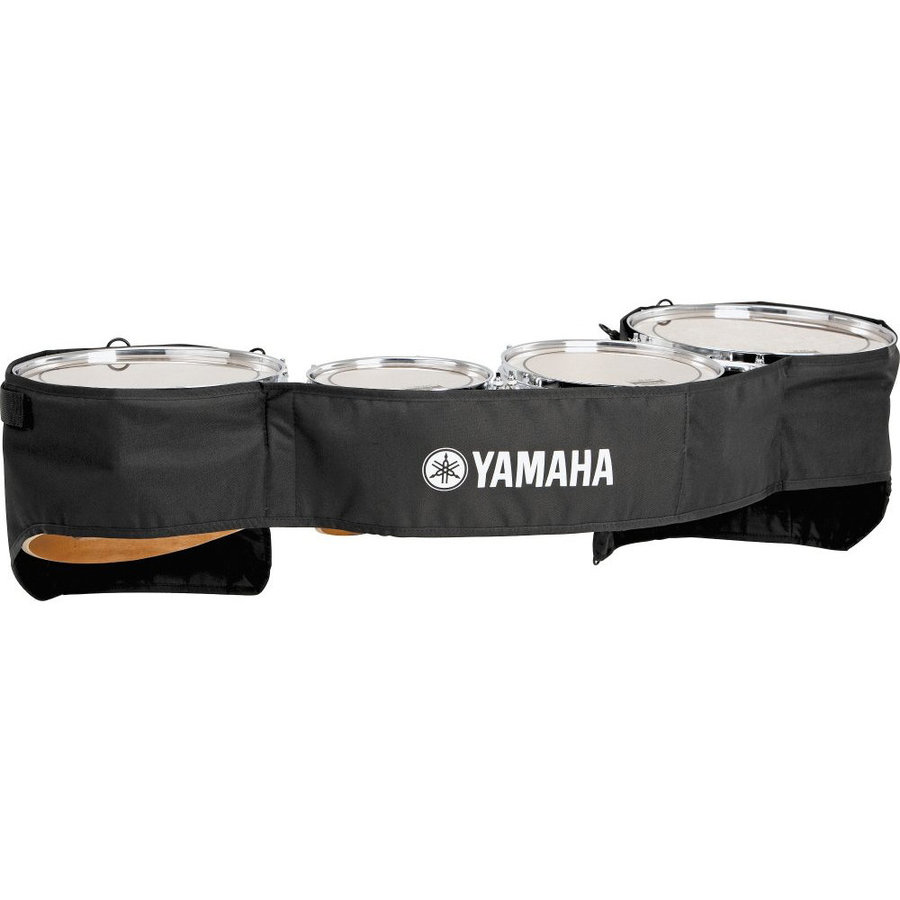 View larger image of Yamaha QDC4 Marching Tom Set Cover - Black