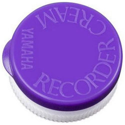 Yamaha Recorder Cream