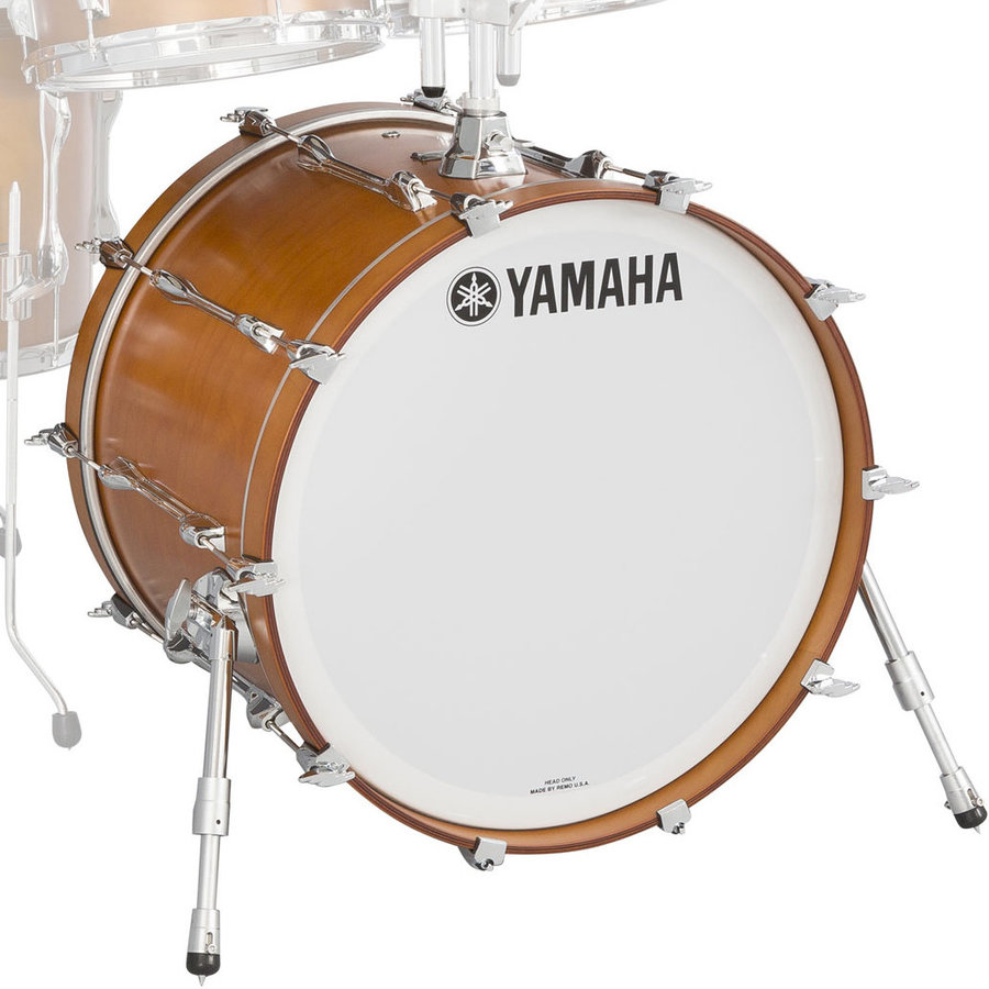 View larger image of Yamaha Recording Custom Bass Drum - 22x18, Real Wood