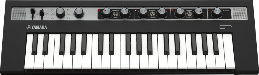 View larger image of Yamaha Reface CP 37-Key Mobile Mini Keyboard