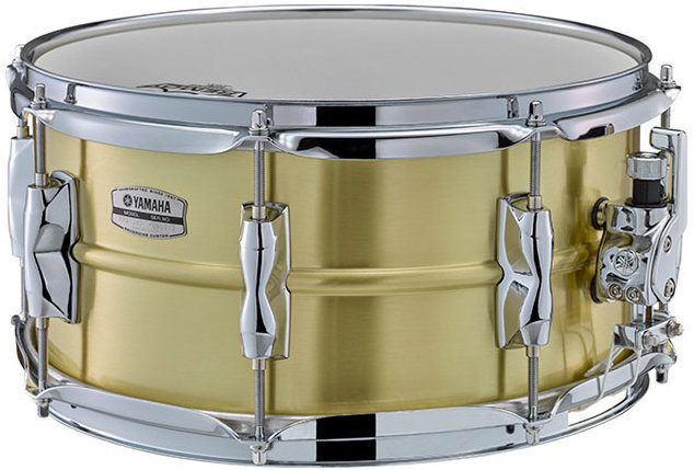 View larger image of Yamaha RRS1365 Brass Snare Drum - 13 x 6.5