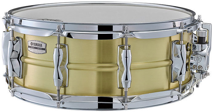 View larger image of Yamaha RRS1455 Brass Snare Drum - 14 x 5.5