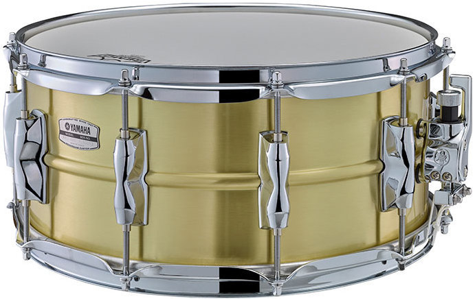 View larger image of Yamaha RRS1465 Brass Snare Drum - 14 x 6.5