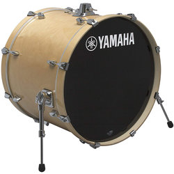 Yamaha SBB1815 Stage Custom Birch Bass Drum - 18 x 15, Natural