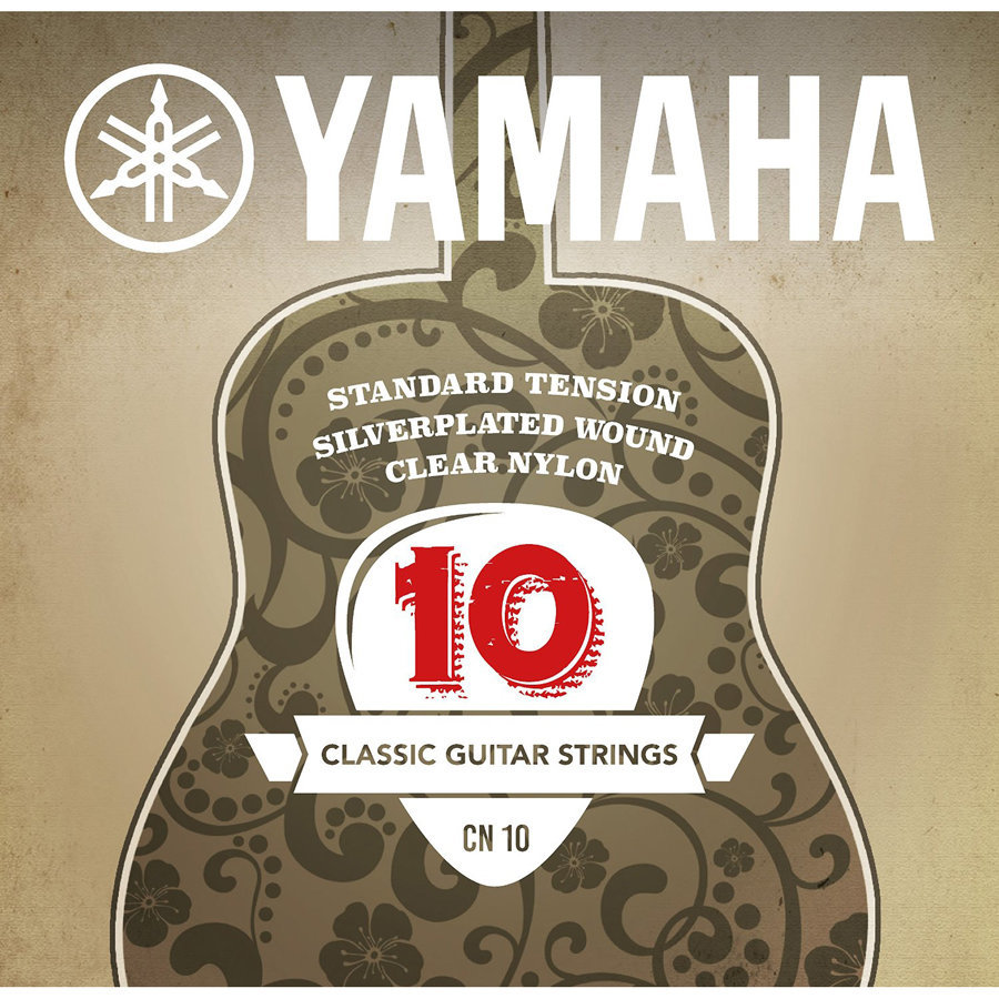 View larger image of Yamaha SCN10 Classical Guitar Strings - Normal