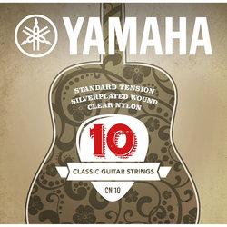 Yamaha SCN10 Classical Guitar Strings - Normal