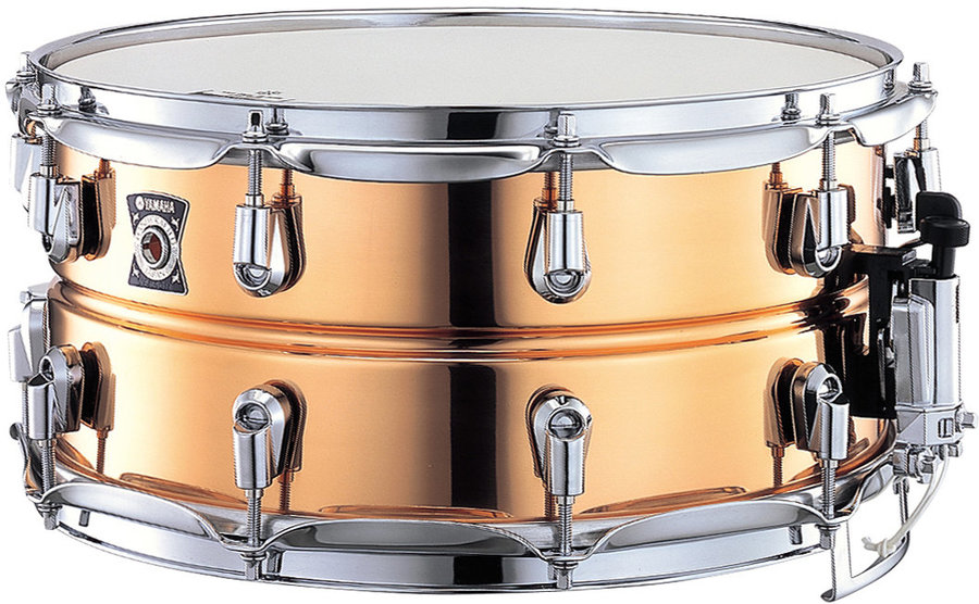 View larger image of Yamaha SD-6465 Copper Shell Snare Drum - 14 x 6.5