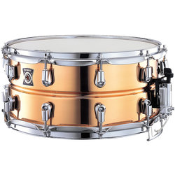 Yamaha SD-6465 Copper Shell Snare Drum - 14 x 6.5