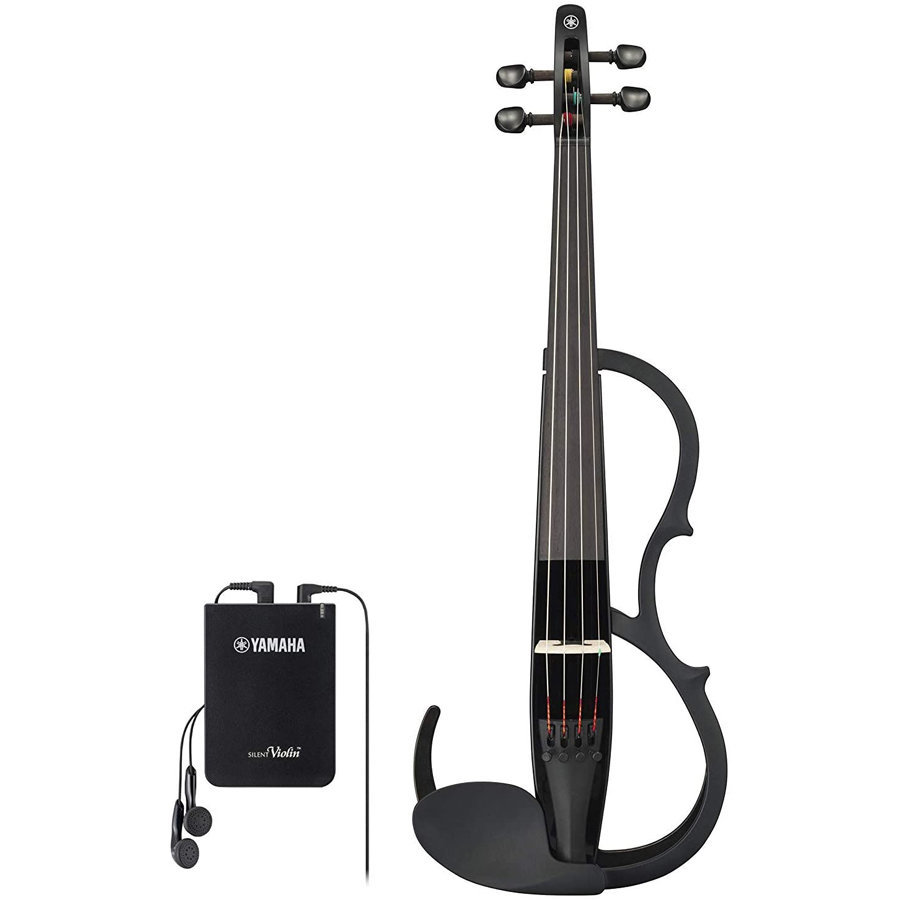 View larger image of Yamaha Silent Series YSV104 Electric Violin - Black