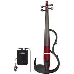 Yamaha Silent Series YSV104 Electric Violin - Red