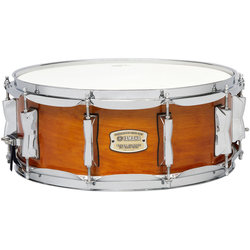 Yamaha Stage Custom Birch 5-Piece Shell Pack - 20/14SD/14FT/12/10, Honey Amber