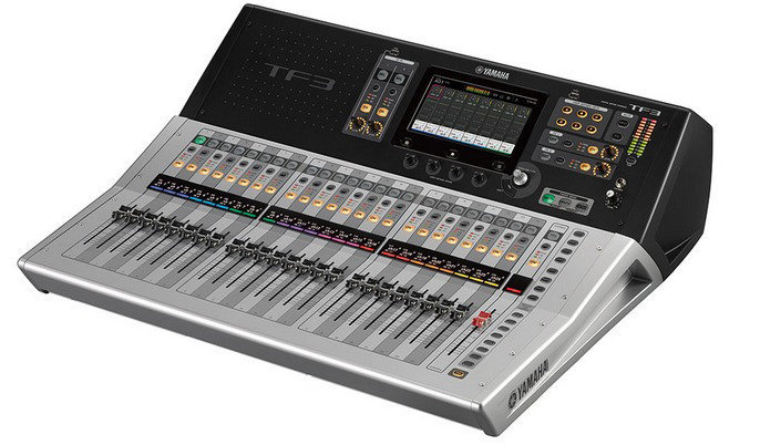 View larger image of Yamaha TF3 Digital Mixing Console