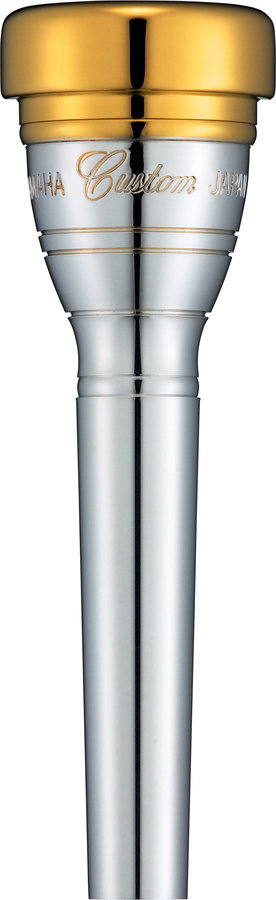 View larger image of Yamaha TR14A4A-GP Trumpet Mouthpiece - Gold Plated