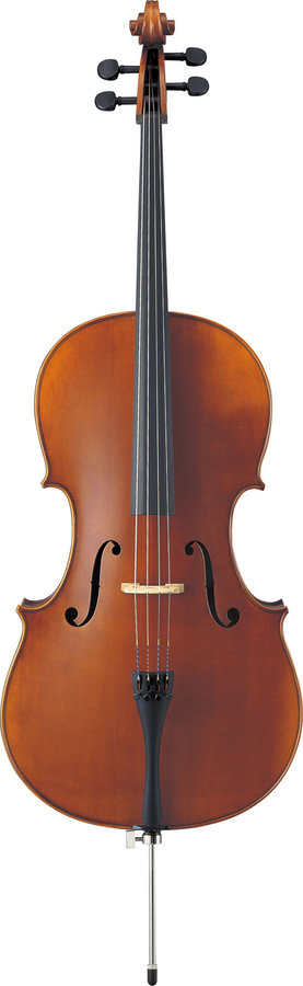 View larger image of Yamaha VC-7SG 4/4 Cello Outfit