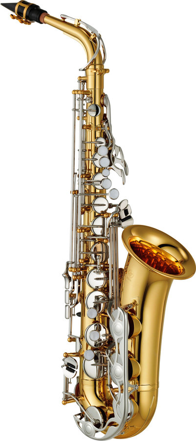 View larger image of Yamaha YAS-26 Standard Alto Saxophone